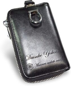 Manners maketh man. キーケースL